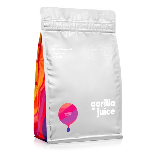 Gorilla juice strawberry shebang